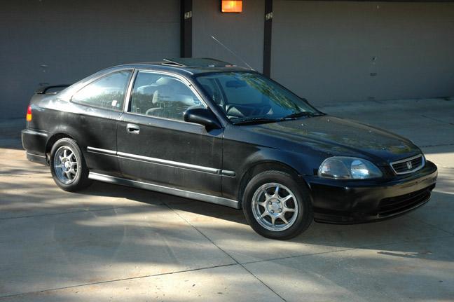 Honda Civic EG 1992-95: Weight Reduction