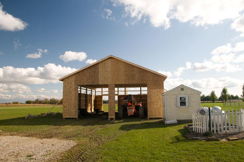 Man cave pole barn interiors joy studio design gallery for 32x40 garage plans