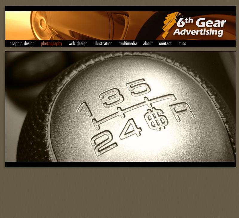 6th Gear Advertising