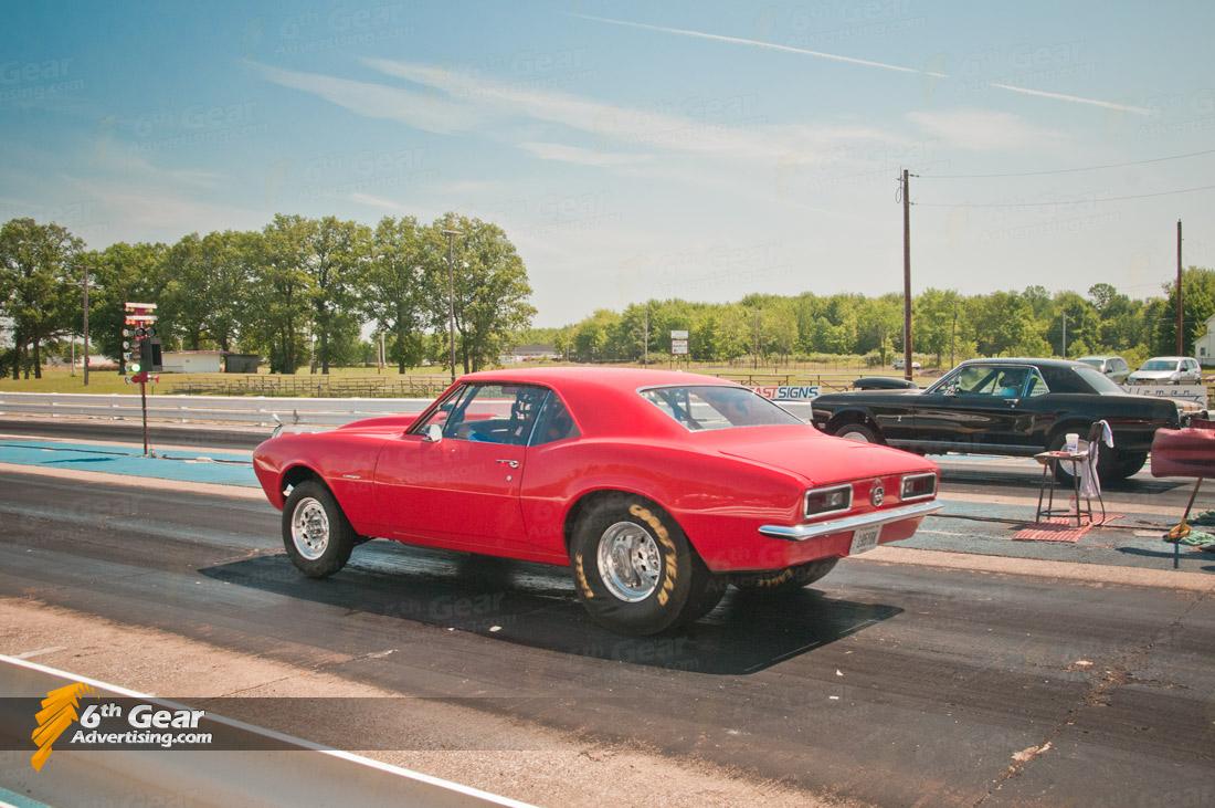 1967 Camaro vs. 1966 Mustang