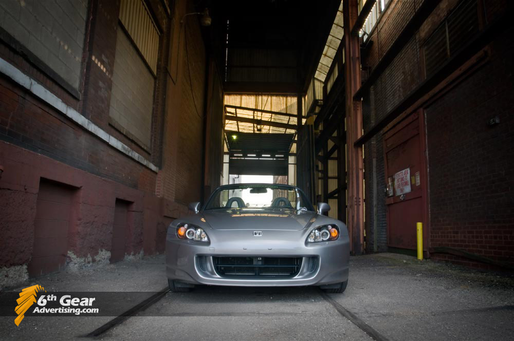 S2000 shot in a warehouse in Akron, OH.