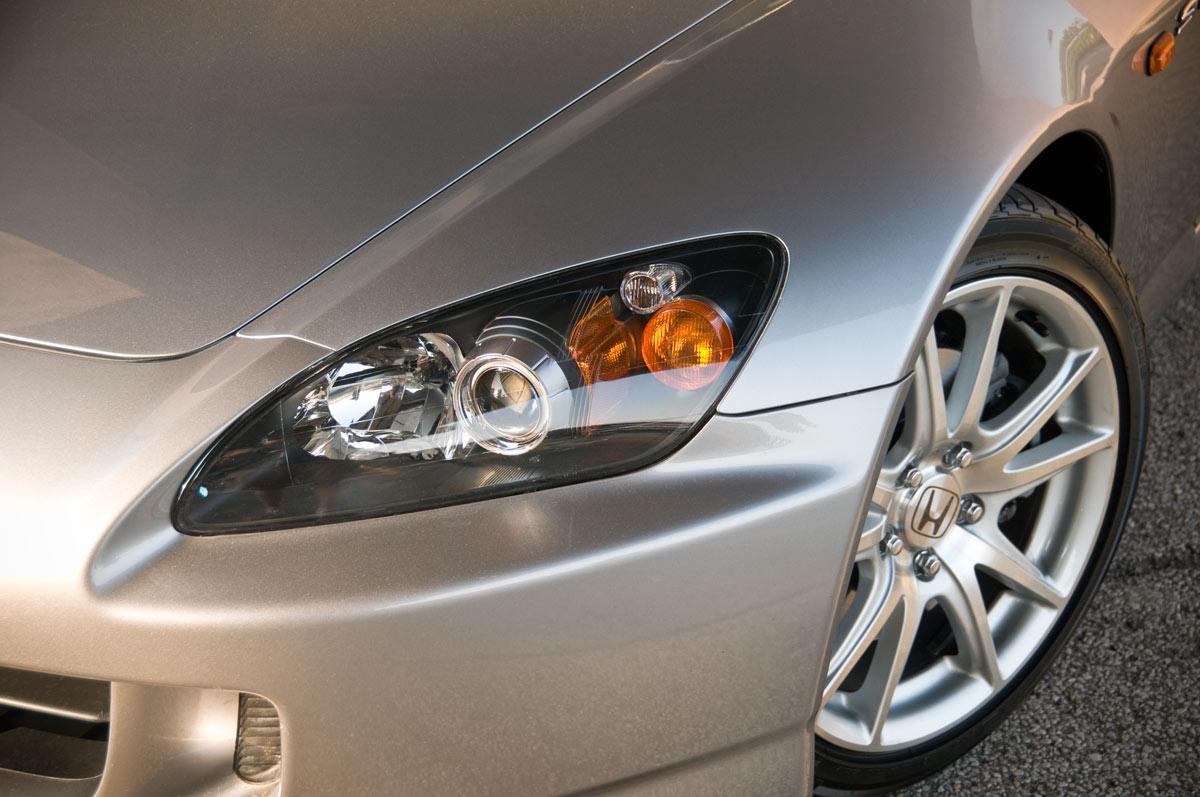 Honda S2000 Headlight