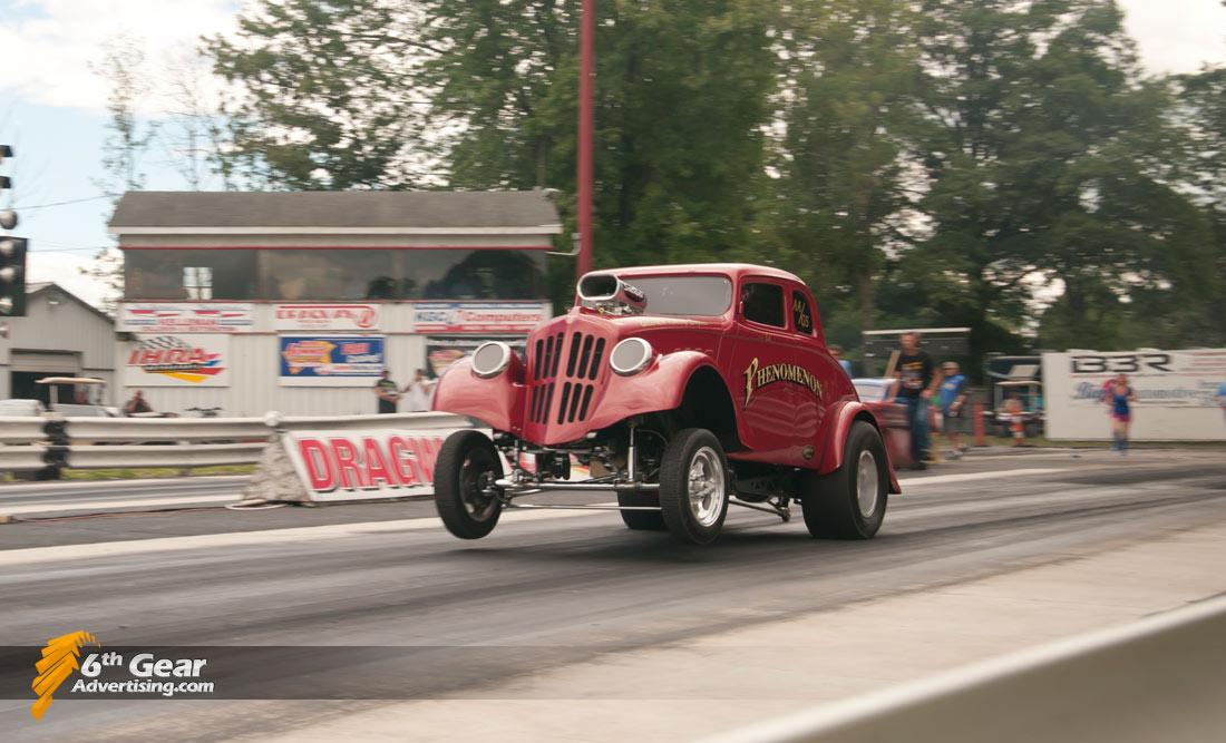 1932 Hot Rod Gasser