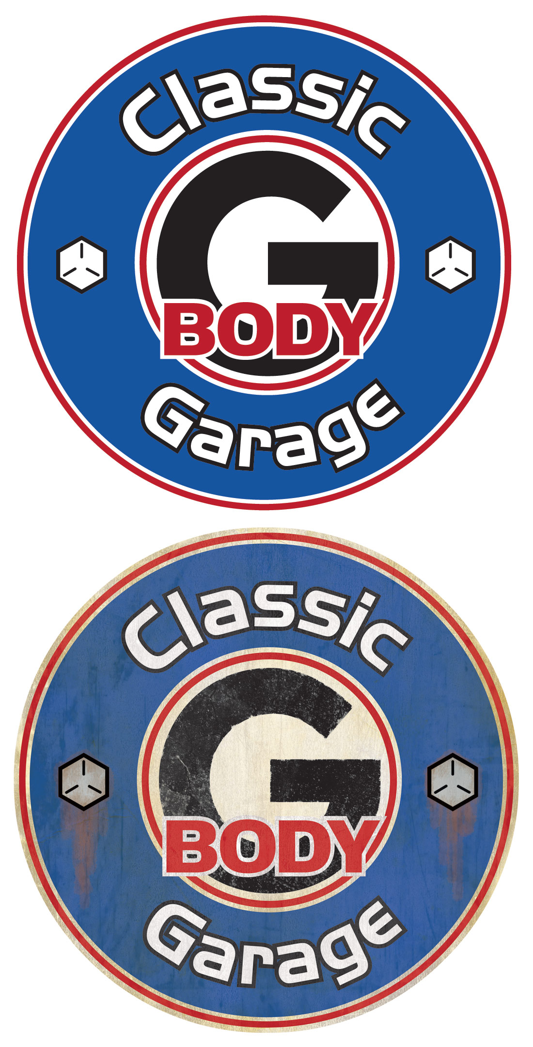 Classic G-Body Logo