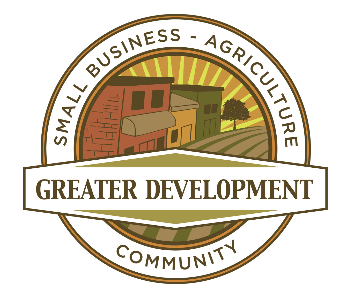 Greater Development Logo