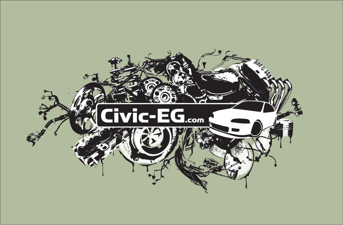 Civic-EG.com Logo