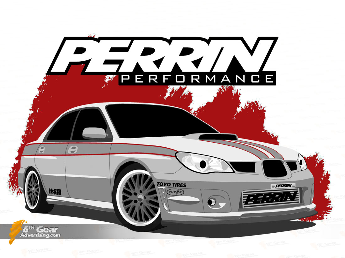 Perrin Performance Subaru