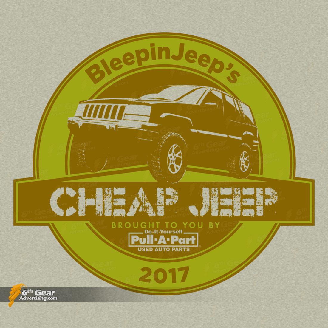 Cheap Jeep 2017