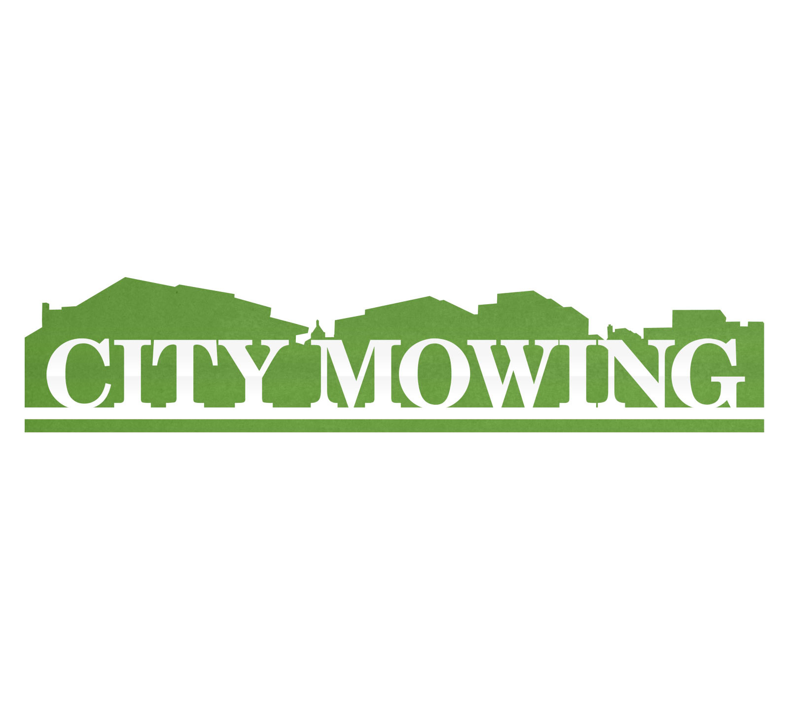 City Mowing Logo