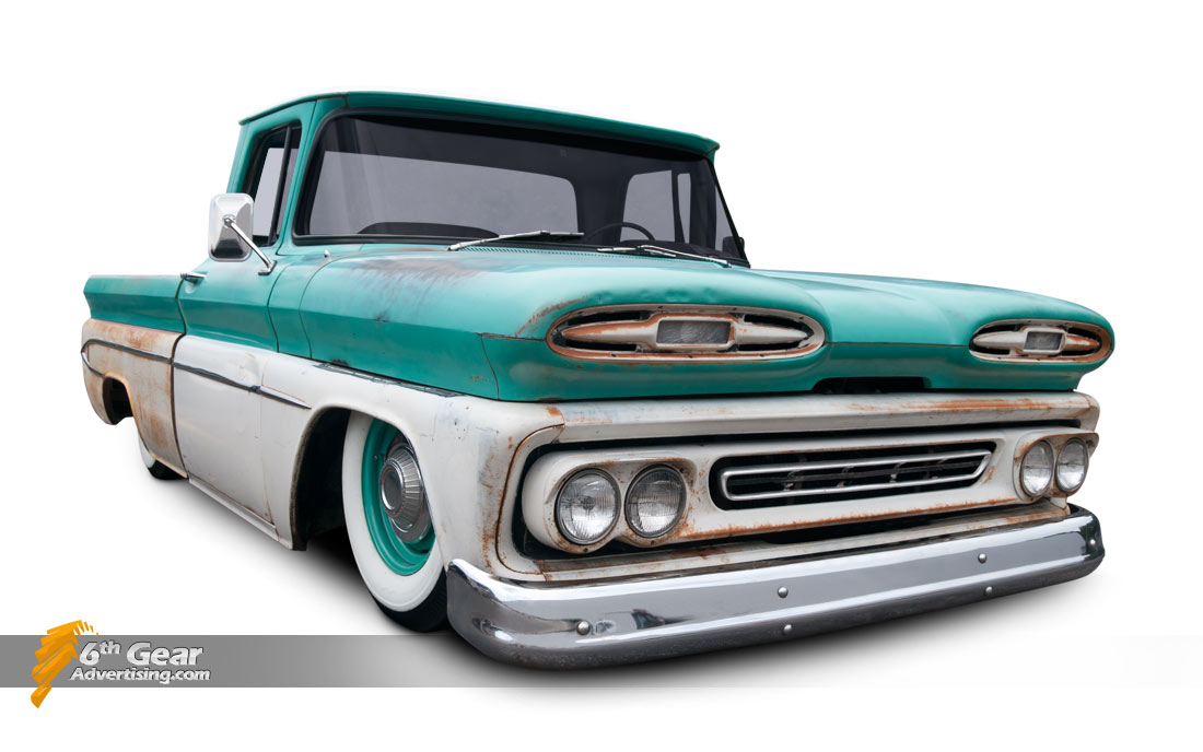 1961 GMC Pickup Truck