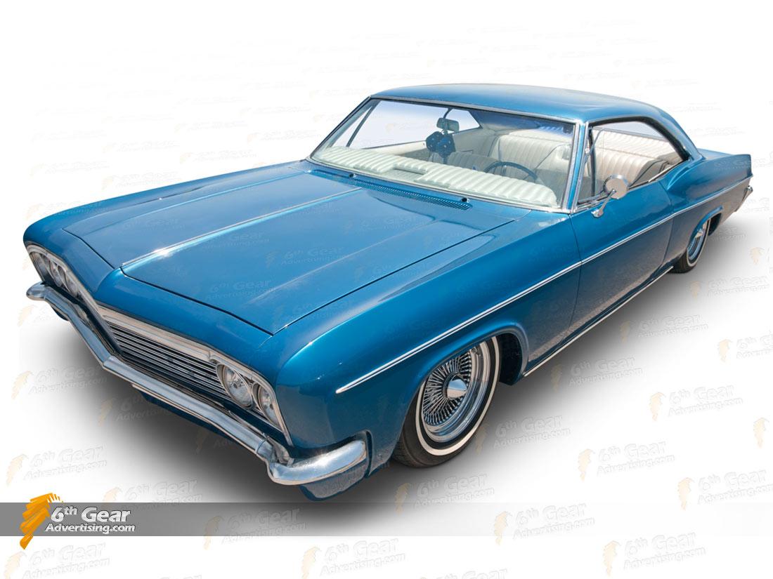 1965 Impala Low Rider