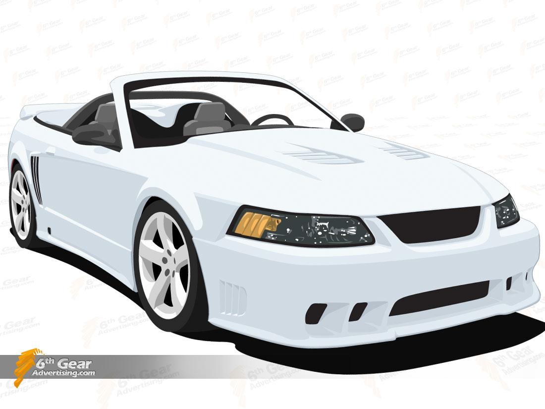 Mustang Saleen S281