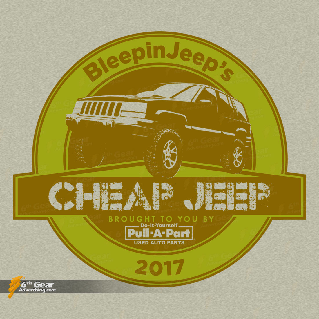 Cheap Jeep 2017